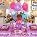 Doc Mcstuffins Party Activities