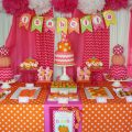 Ideas For First Birthday Party In October