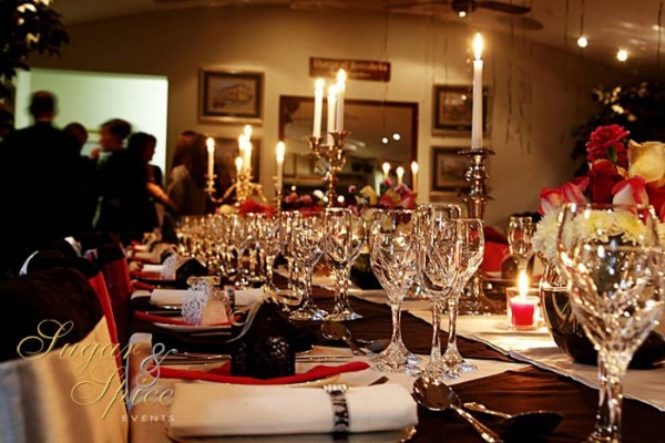 Sugar And Spice Events    Elegant