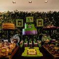 Hulk Bday Party Ideas