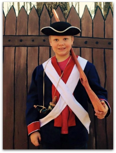 Making History  Historical Themed Birthday Parties