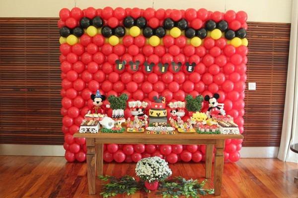 Kara's Party Ideas Mickey Mouse Party Planning Ideas Supplies Idea