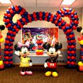 Mickey Mouse Themed Birthday Decoration