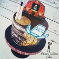 Country Music Birthday Cakes