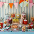 Kids Party Candy Table