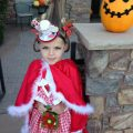 Cindy Lou Who Costume Diy