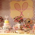 Tennis Birthday Party Ideas