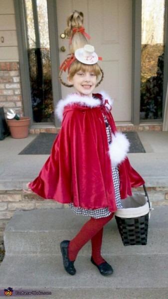 Diy Cindy Lou Who Costume