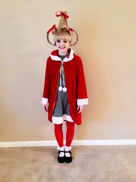 Cindy Lou Who Costumes